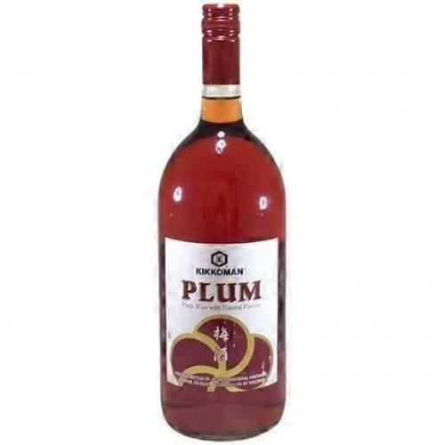 Kikkoman Plum Wine 1.5 Ltr
