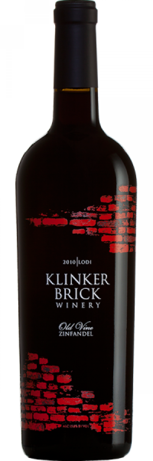 Klinker Brick Old Vine Zinfandel 750ml