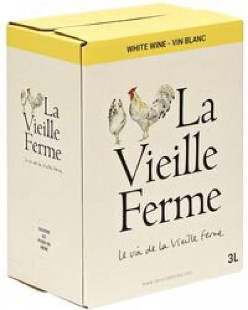 La Vieille Ferme Blanc 3L
