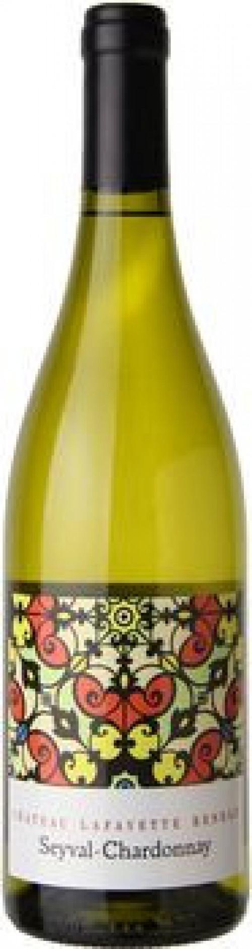 Chateau Lafayette Reneau Seyval Blanc-Chardonnay 750ml
