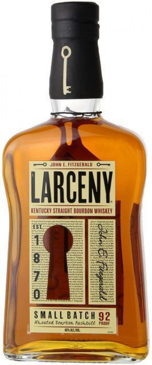 Larceny Kentucky Straight Bourbon 750ml