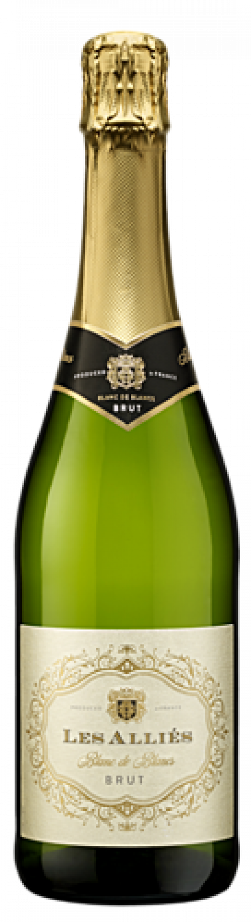 Les Allies Blanc De Blancs Brut 750ml