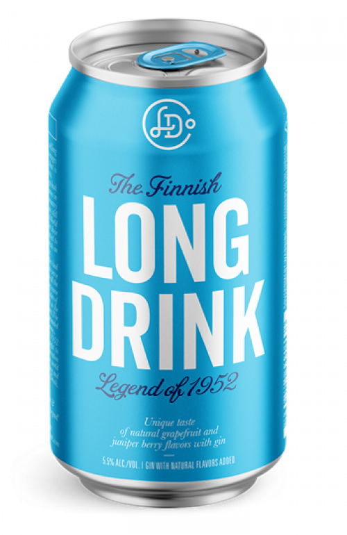 Long Drink Traditional Can 355ml