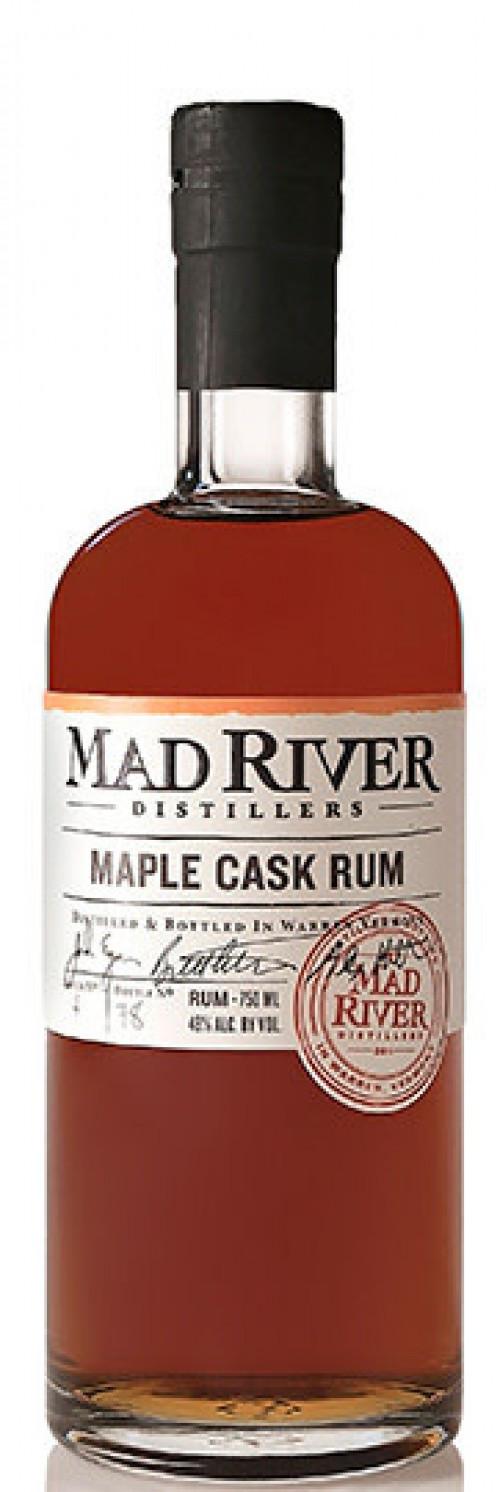 Mad River Maple Cask Rum 750ml