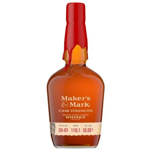 Makers Mark Cask Strength Kentucky Straight Bourbon 1L