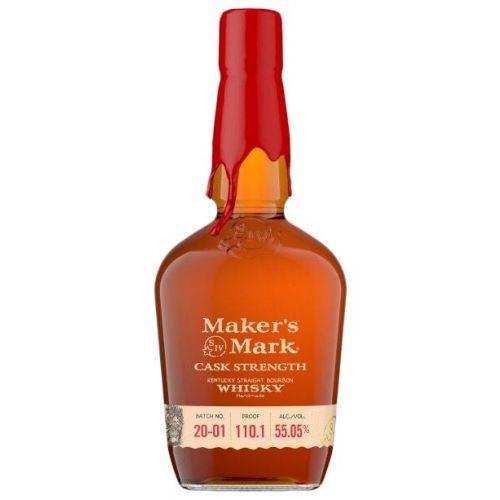Makers Mark Cask Strength Kentucky Straight Bourbon 1L