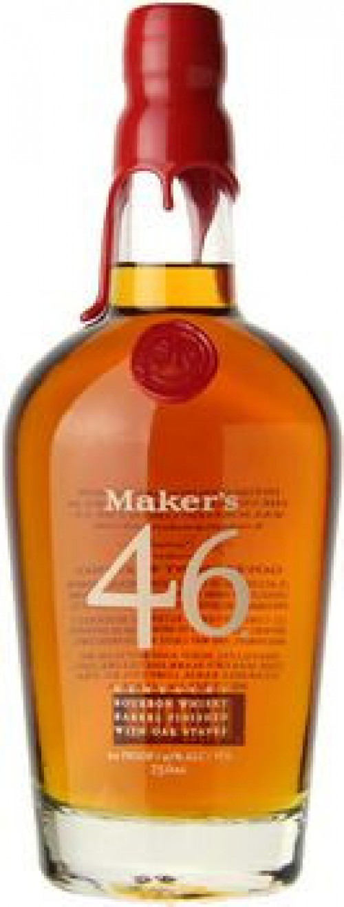 Makers Mark 46 Kentucky Straight Bourbon 750ml