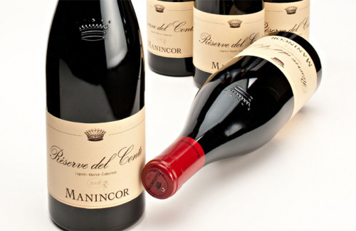 Manincor Reserve Del Conte 750ml