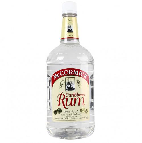 McCormick Silver Rum 1.75 Ltr