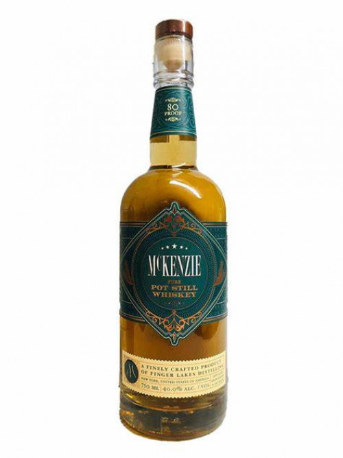 McKenzie Pot Still Whiskey 750ml