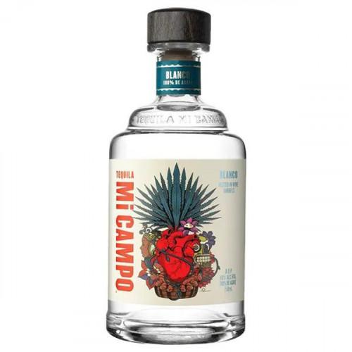 Mi Campo Blanco Tequila 750ml