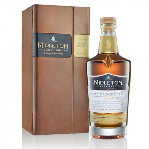 Midleton Irish Whiskey Barry Crocket 750ml