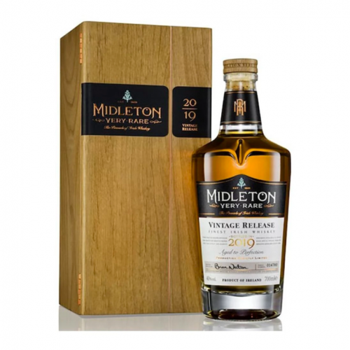 Midleton Very Rare Vintage 2019 Irish Whiskey 750ml