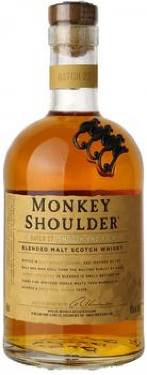 Monkey Shoulder Blended Malt Scotch 750ml