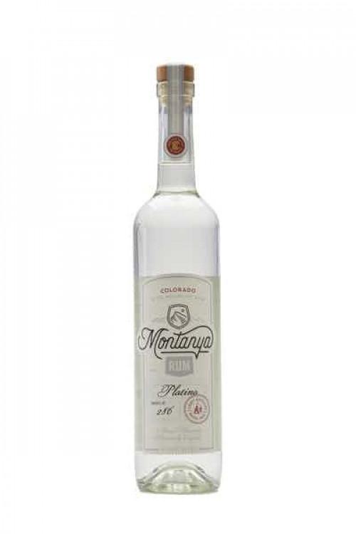 Montanya Platino Rum 750ml