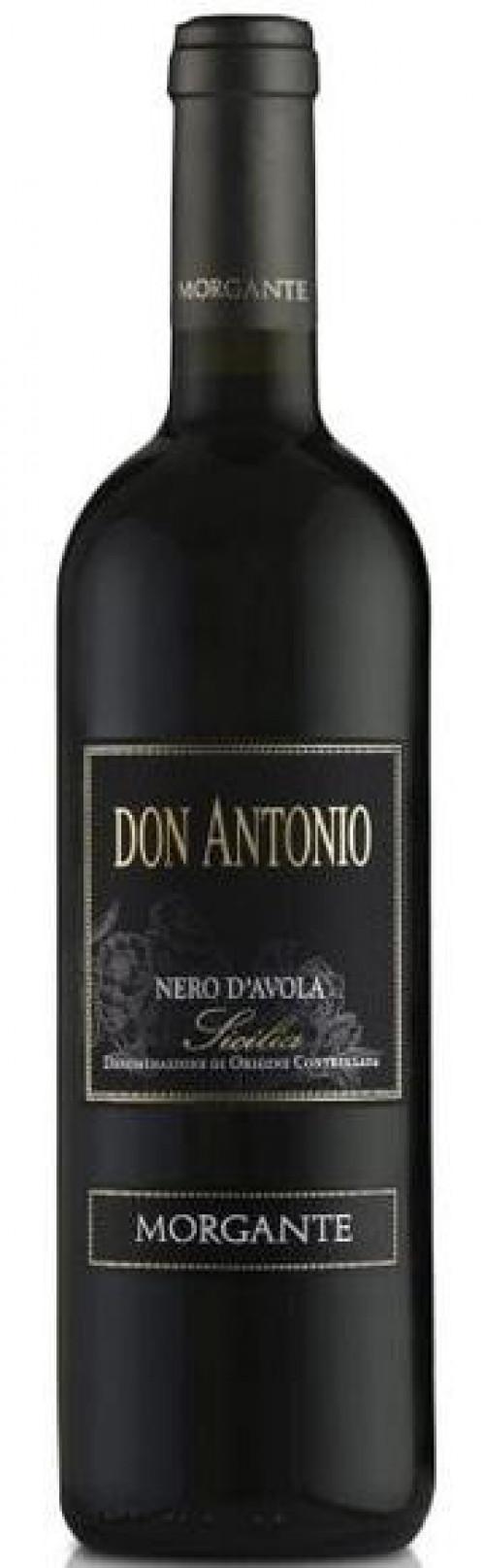 Morgante Nero d'Avola Riserva Don Antonio 750ml