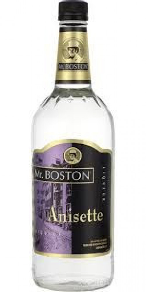 Mr Boston Anisette 1L