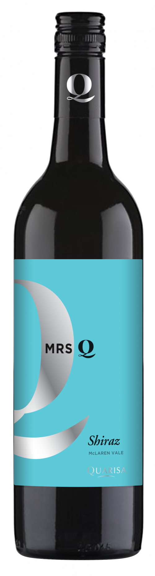 Mrs Q Shiraz Mclaren Vale 750ml