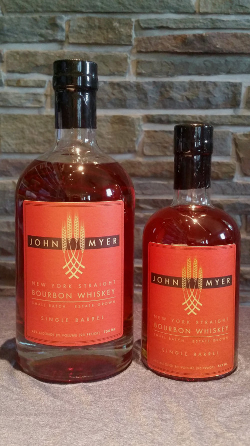 Myer Farm Single Barrel Bourbon Whiskey 750ml