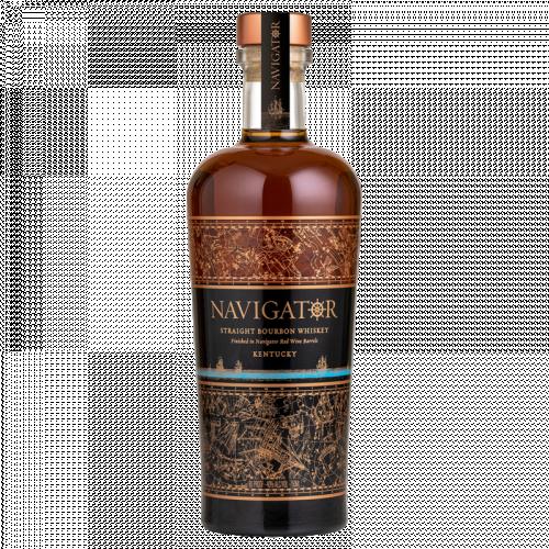 Navigator Bourbon Whiskey 750ml