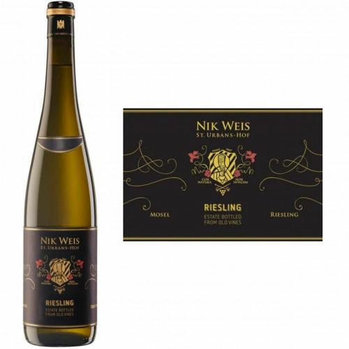 St Urbans-Hof Nik Weis Old Vin