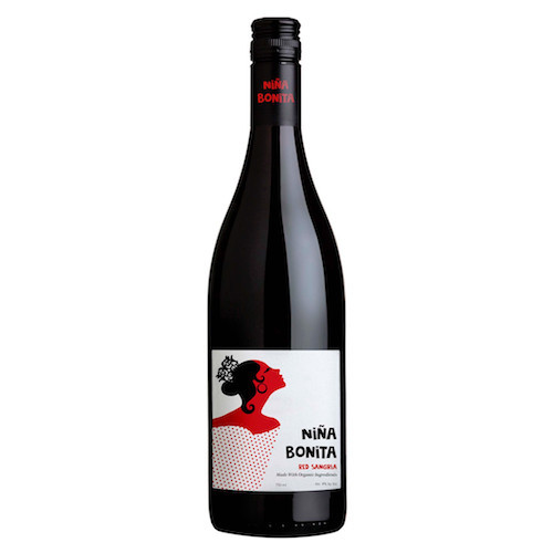Nina Bonita Red Sangria 750ml