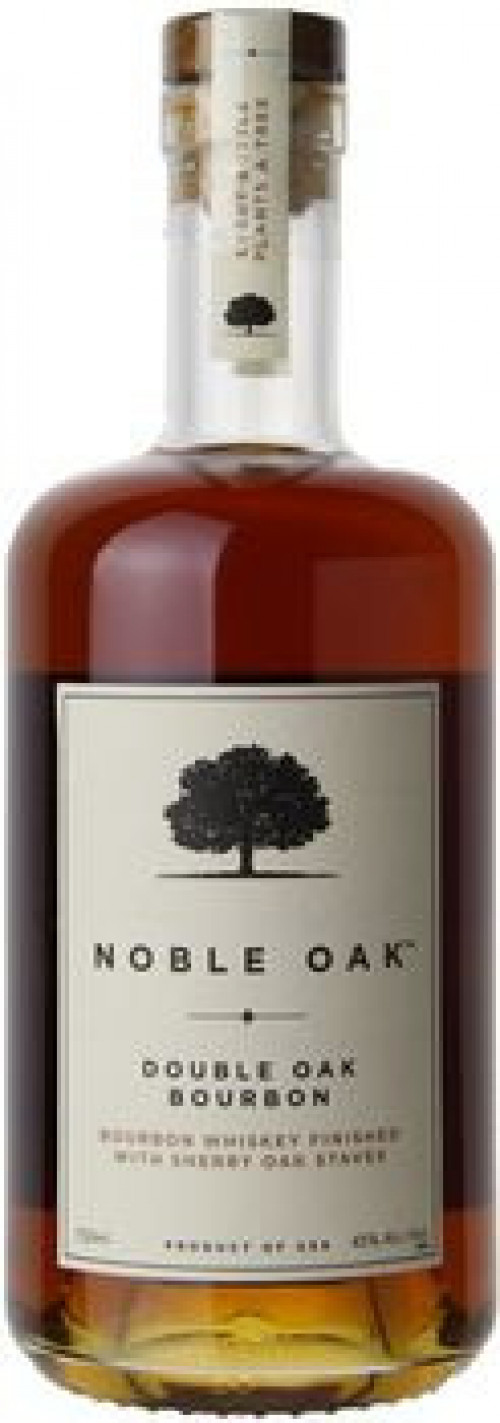 Noble Oak Double Oak Bourbon 750ml
