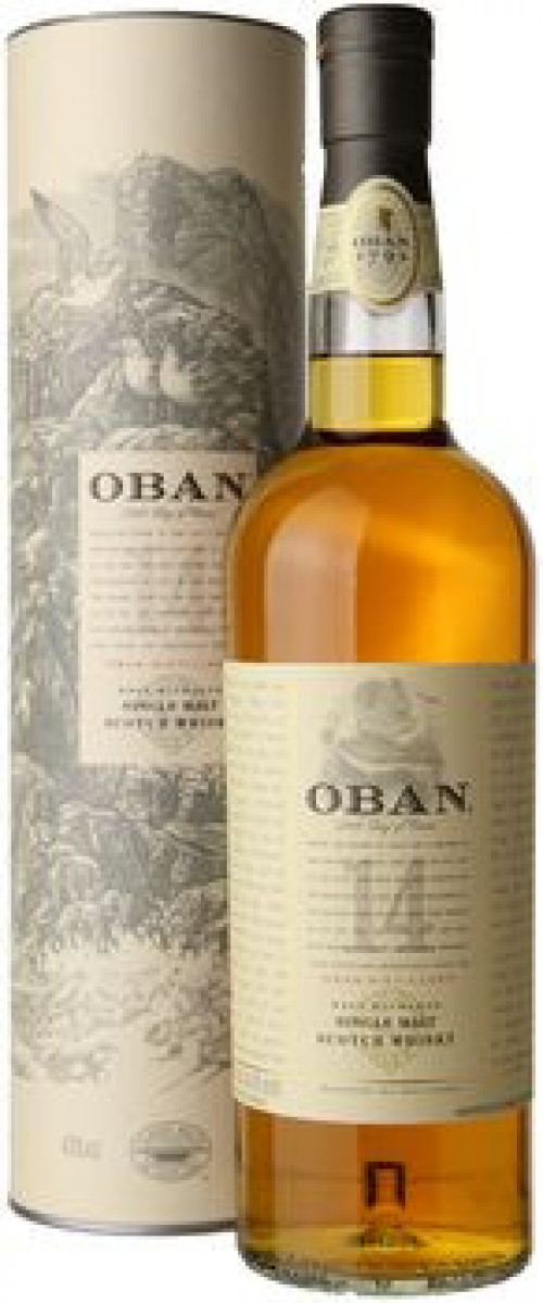 Oban 14yr Single Malt Scotch 750ml