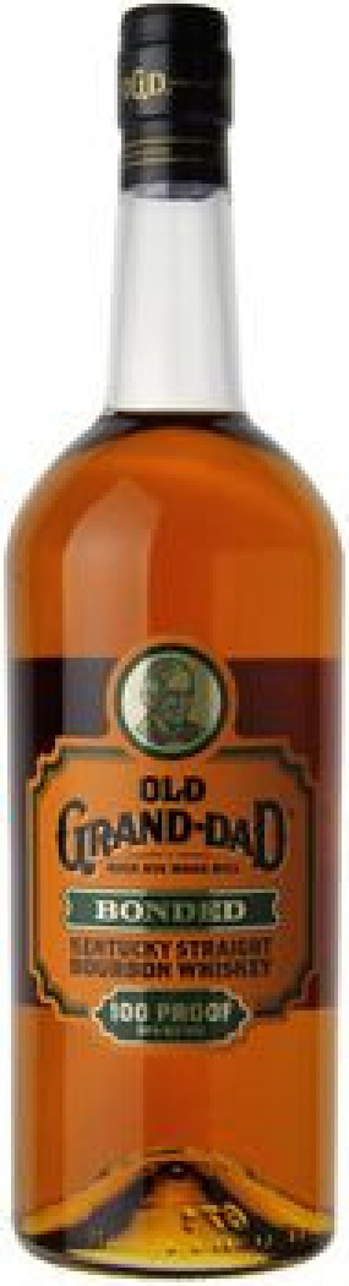 Old Grand Dad Bottled In Bond Kentucky Straight Bourbon 750ml