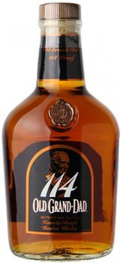 Old Grand Dad 114 Kentucky Straight Bourbon 750ml
