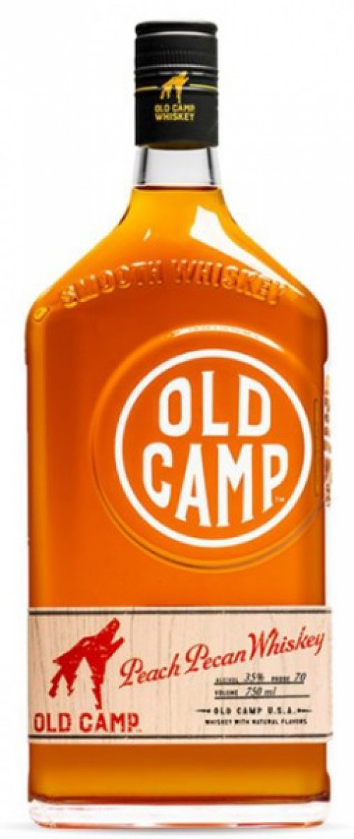 Old Camp Peach Pecan Whisky 750ml