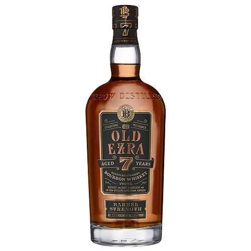 Old Ezra 7Yr Barrel Strength 750ml