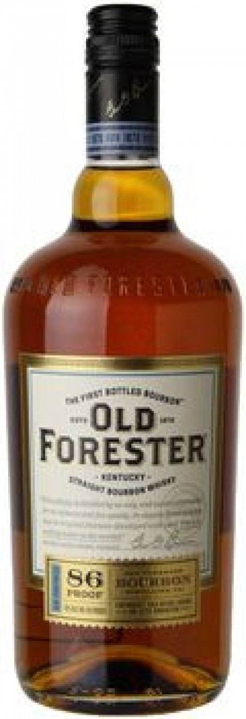 Old Forester Kentucky Straight Bourbon 750ml