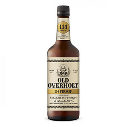 Old Overholt Straight Rye 114 750ml