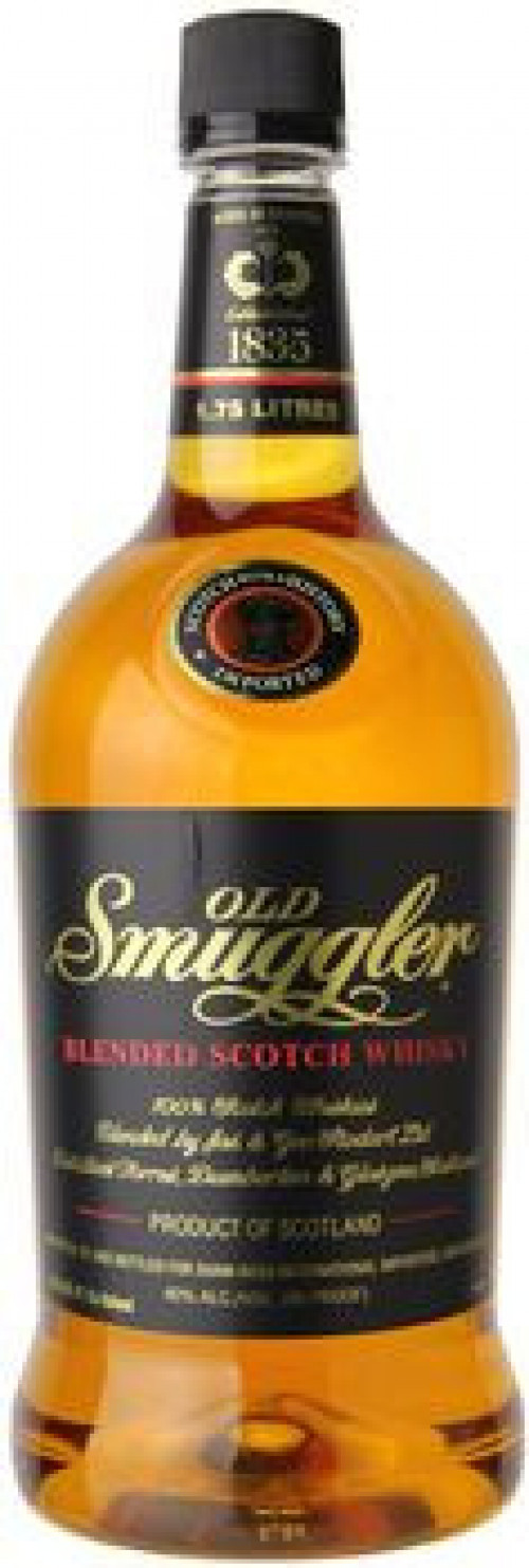 Old Smuggler Blended Scotch 1.75 Ltr