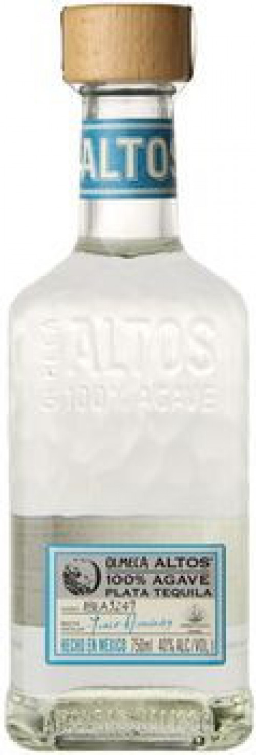 Olmeca Altos Tequila Plata 750ml