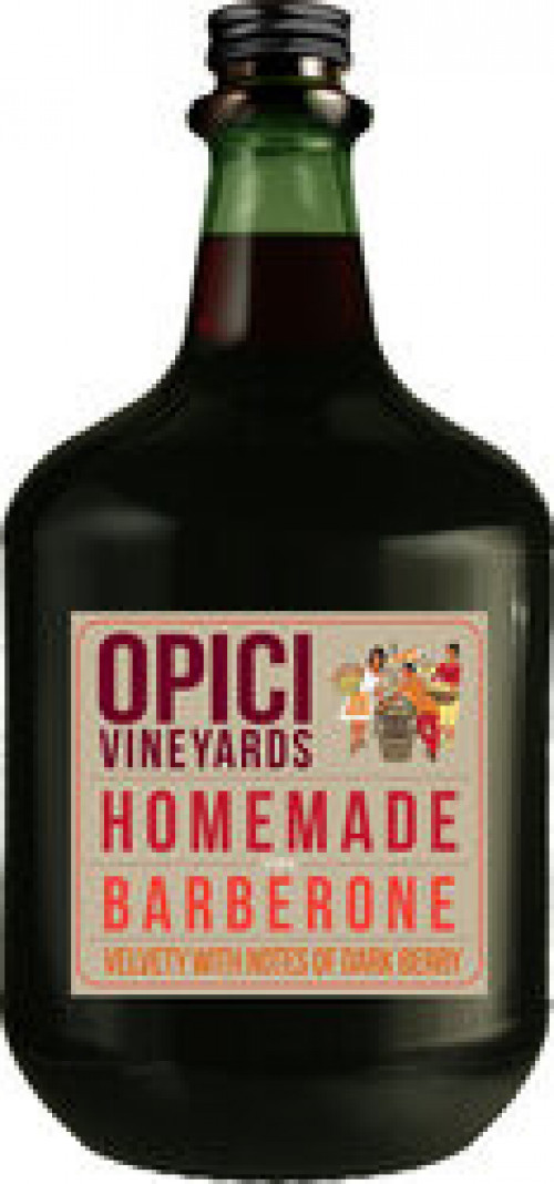 Opici Homemade Barberone Red 3 Ltr