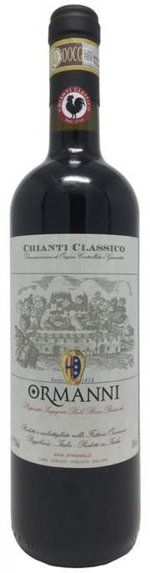 Ormanni Chianti Classico 750ml