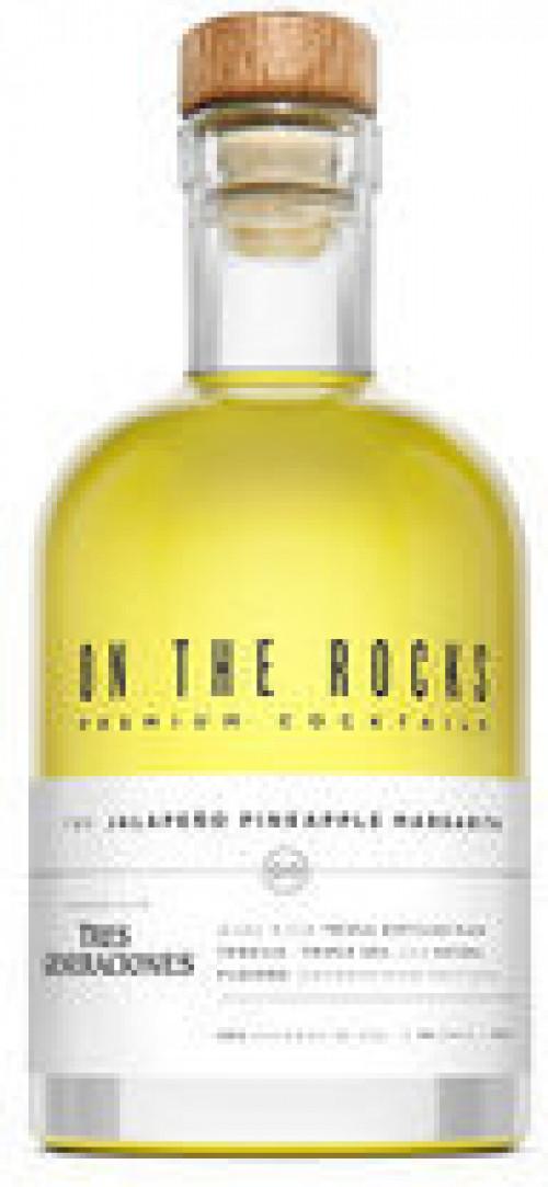 On The Rocks Jalepeno/Pineapple Flavored Margarita 200ml