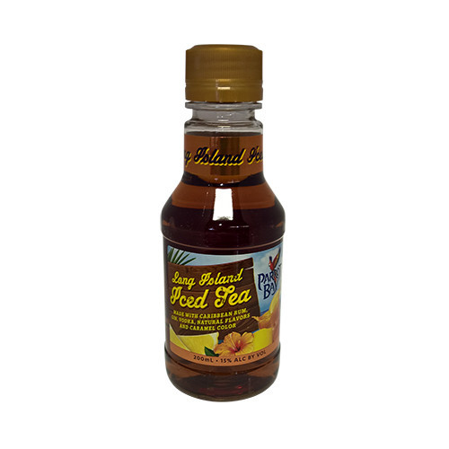 Parrot Bay Long Island Iced Tea Cocktail 200ml