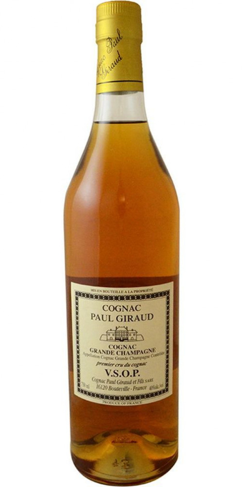 Paul Giraud Cognac Vsop 750ml