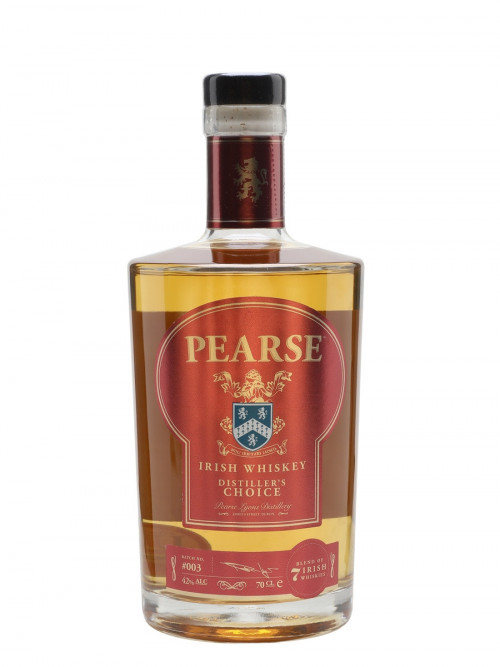 Pearse Distillers Choice Irish Whiskey 750ml