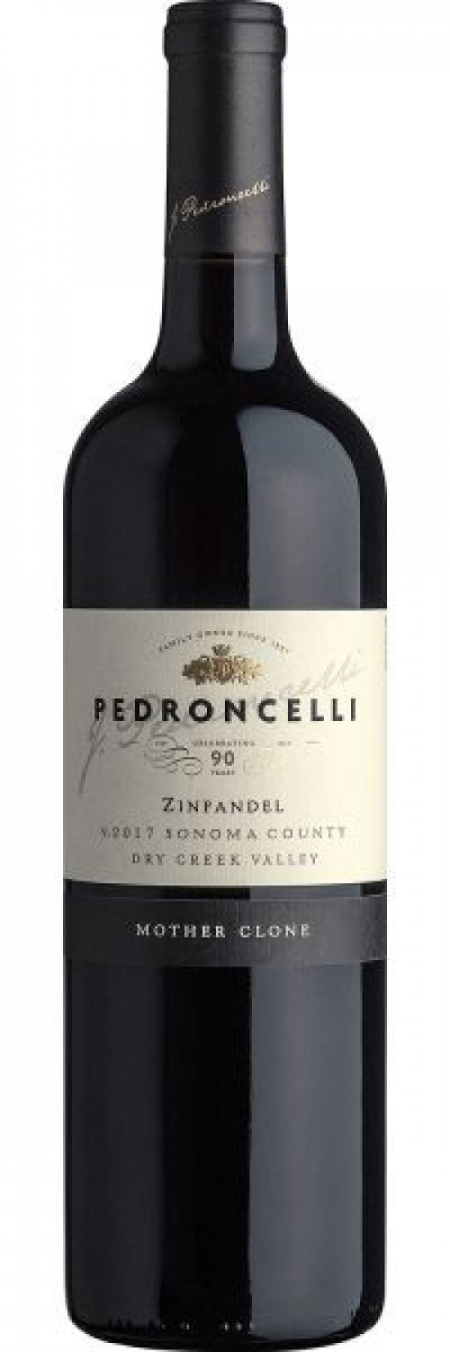 Pedroncelli Zinfandel Mother Clone 750ml