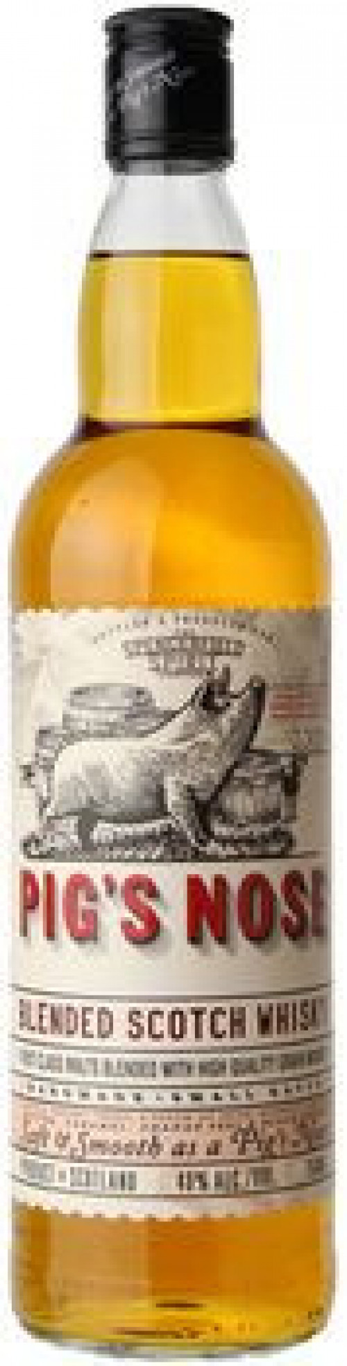 Pig's Nose Blended Scotch 750ml