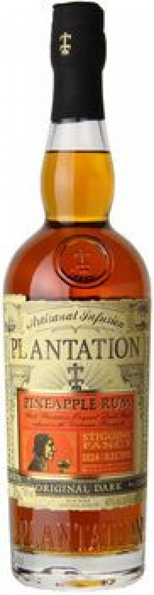 "Plantation Pineapple ""Stiggan's"" Rum 750ml"