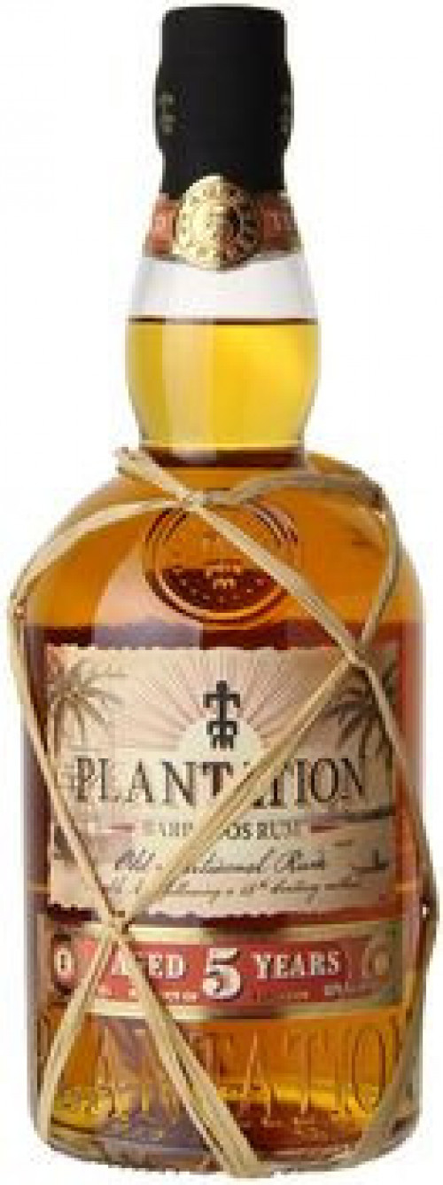 Plantation 5yr Rum 750ml
