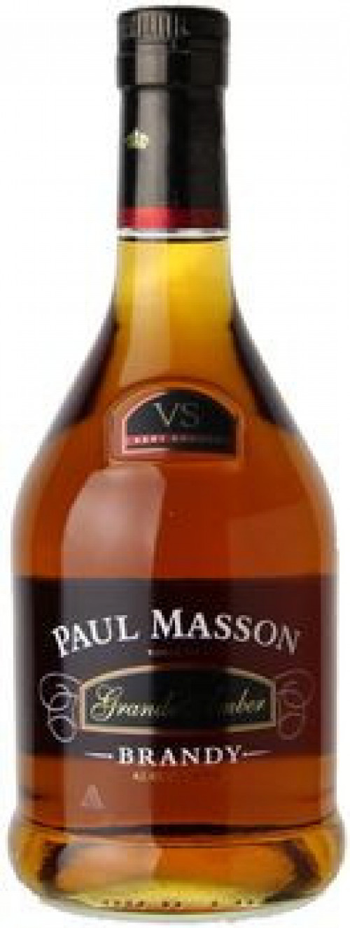 Paul Masson Grand Amber Brandy 1L