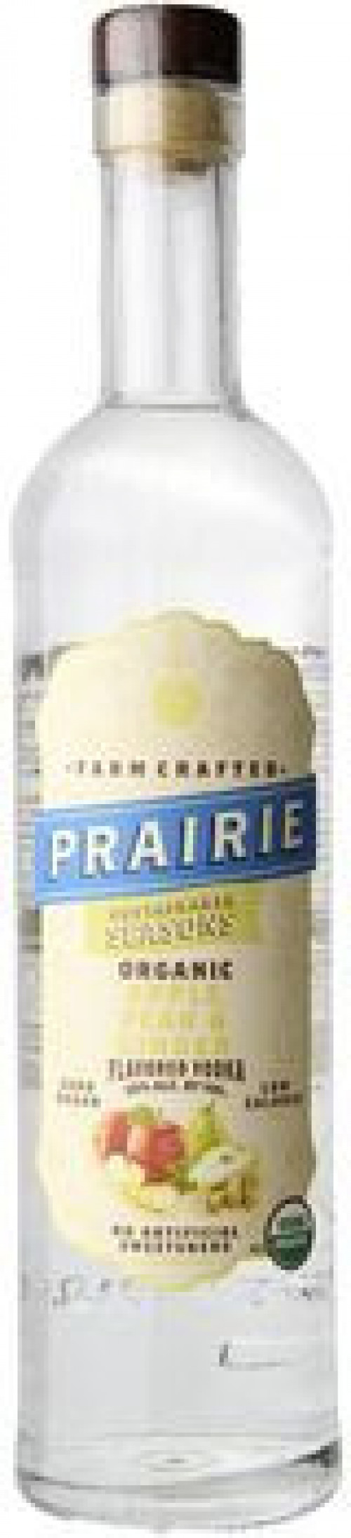 Prairie Sustainable Seasons Apple, Pear, & Ginger Organic Vodka 750ml