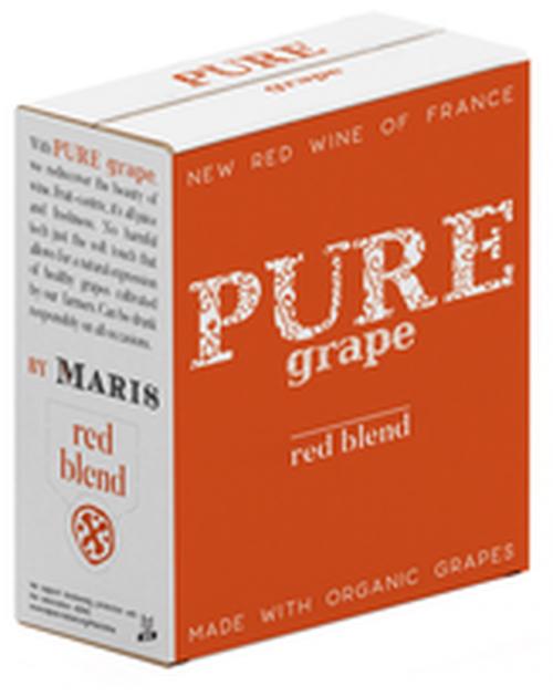 Pure Grape Red Blend 3L