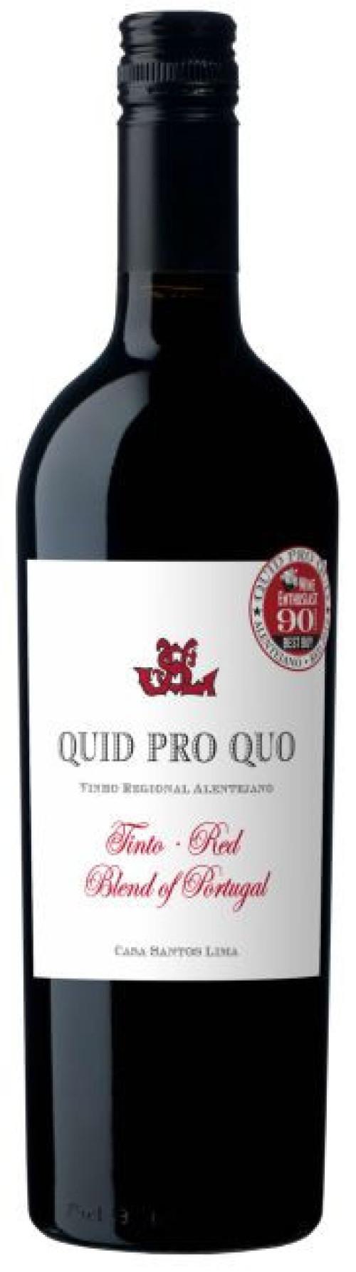 Quid Pro Quo Red 750ml